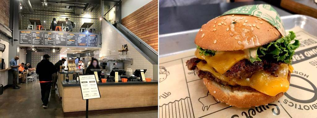 舊金山必吃漢堡 Super Duper Burgers