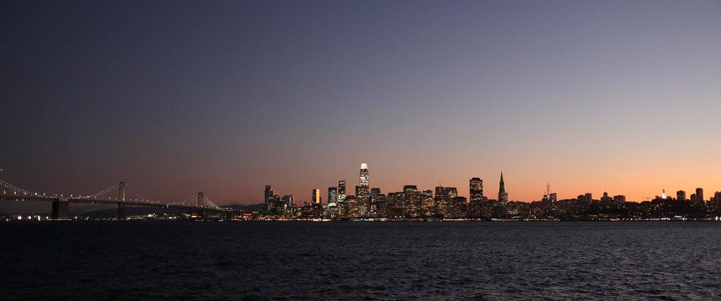 Big Bus San Francisco Panoramic Night Tour