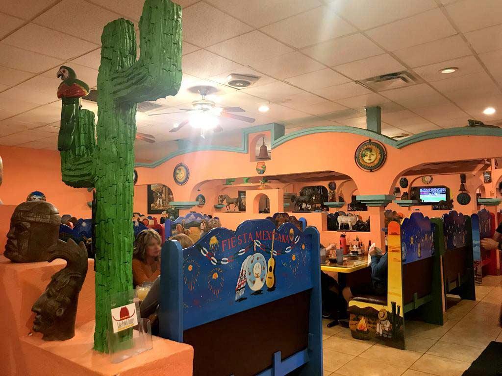 羚羊峽谷美食 Fiesta-Mexicana-Restaurant