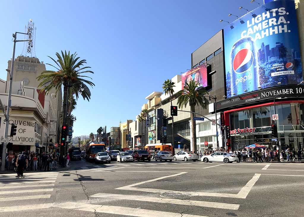 Los-Angeles-transport