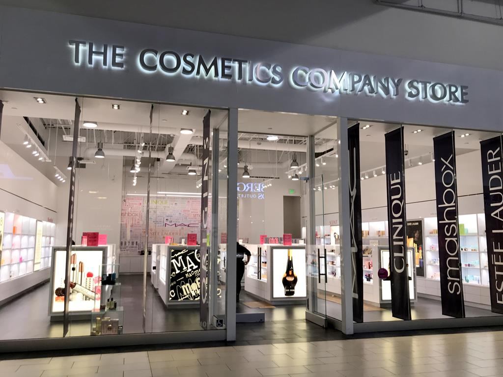 The cosmetic company store