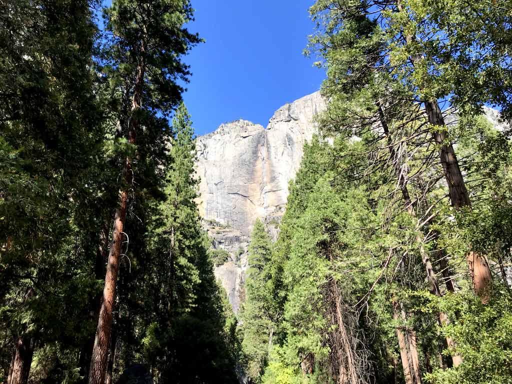 優勝美地瀑布 Yosemite Fall