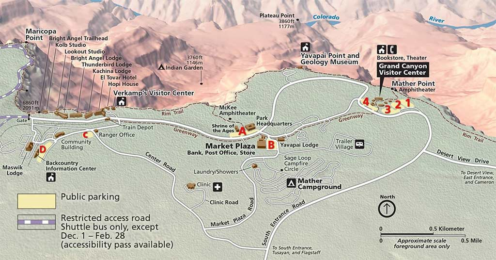 grand-canyon-parking-map