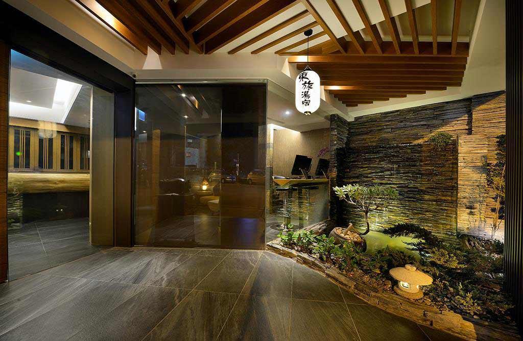 東旅湯宿溫泉飯店