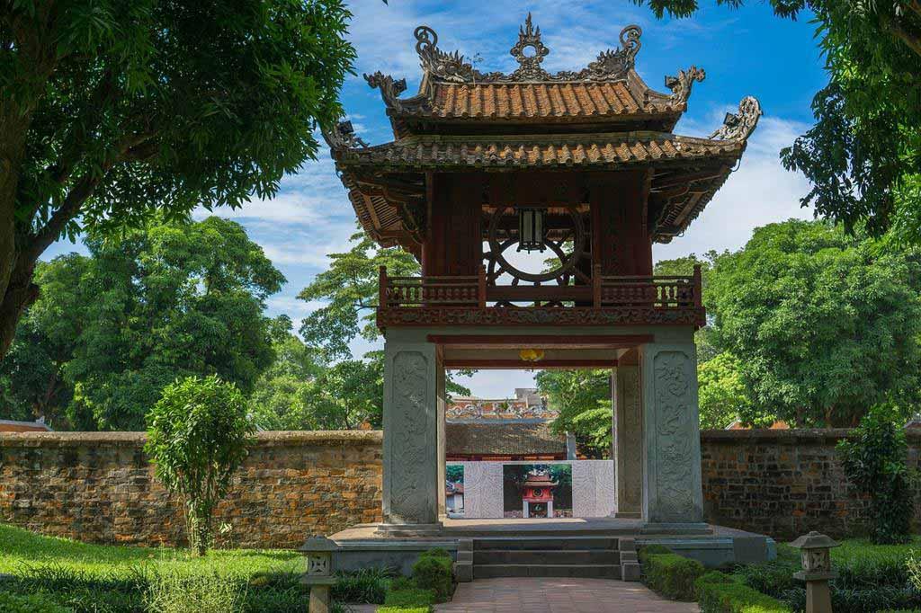 河內-文廟