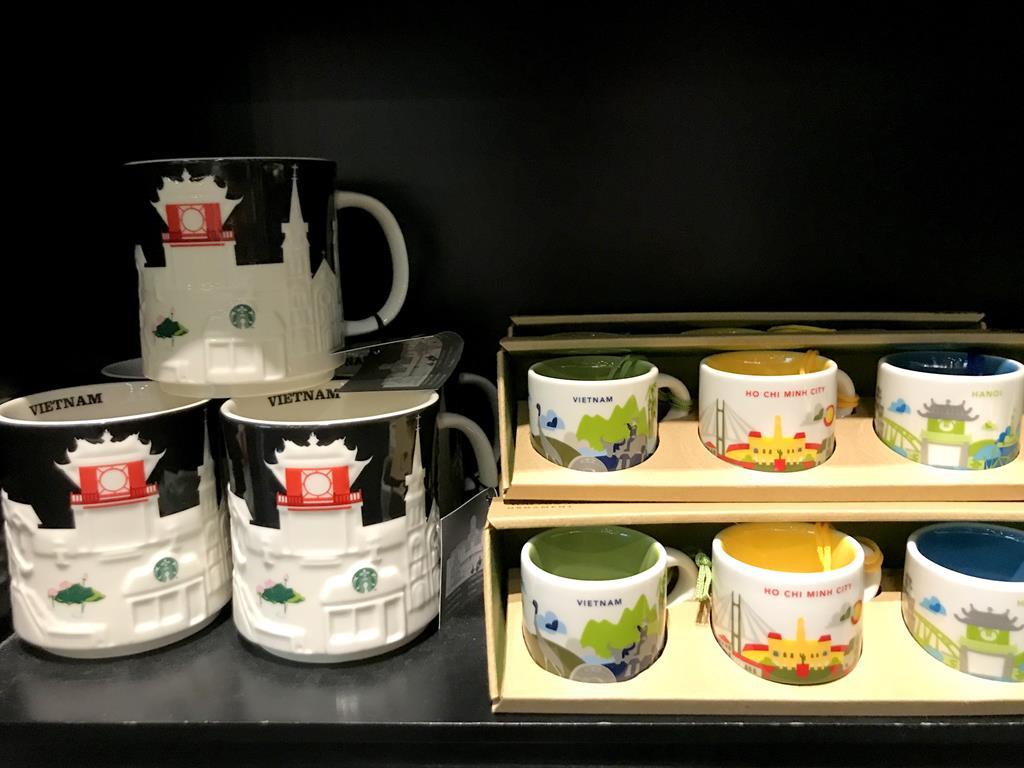 越南Starbucks城市杯