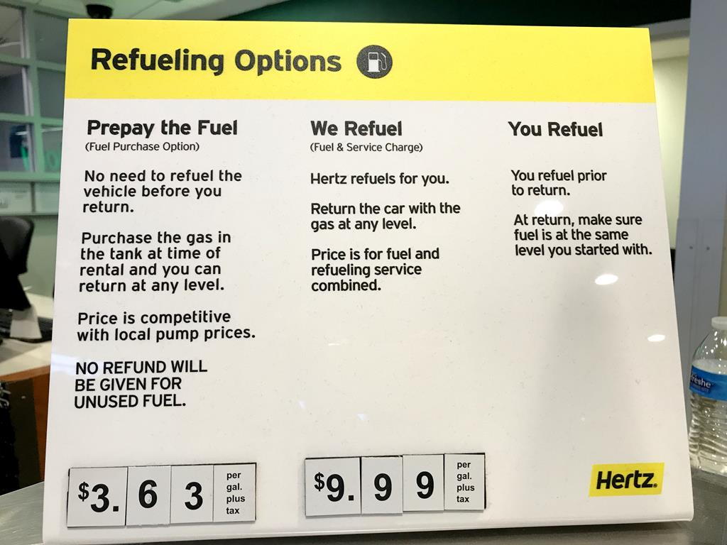 Fuel Option