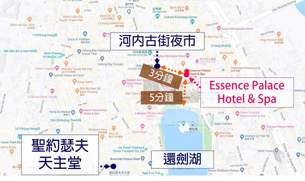 Essence-Palace-Hotel-&-Spa-hotel-map