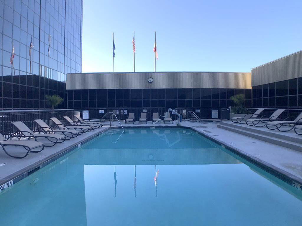 Facility of Hilton Los Angeles Airport
