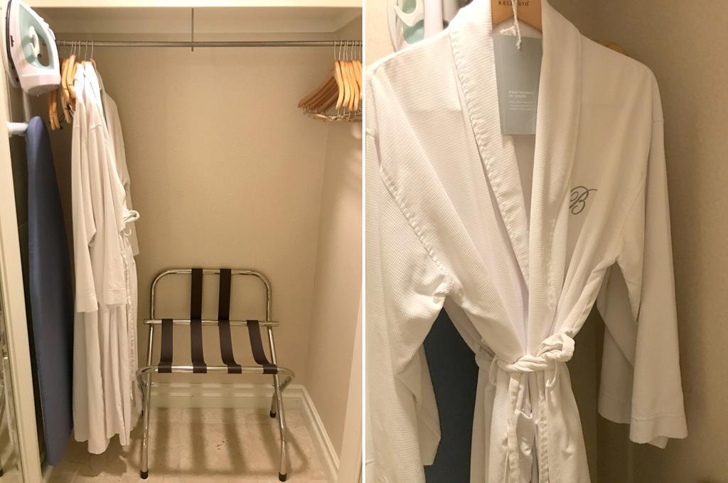 Room of Bellagio hotel