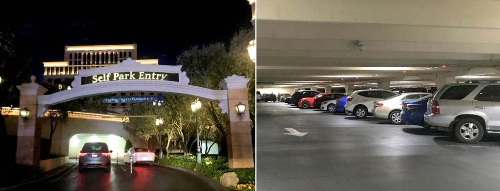 parking-at-Bellagio-hotel