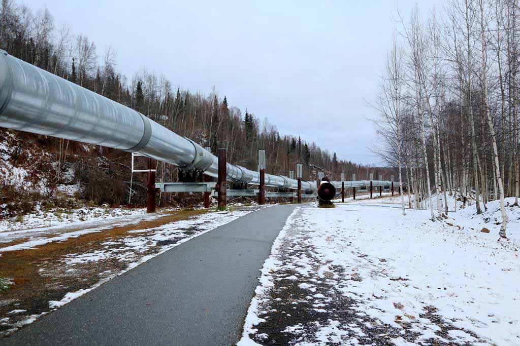 Alaska-Pipeline-Viewing-Point