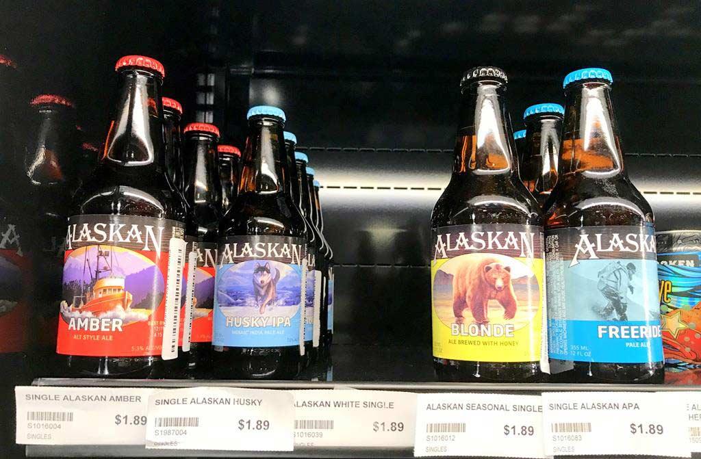Alaskan-beer