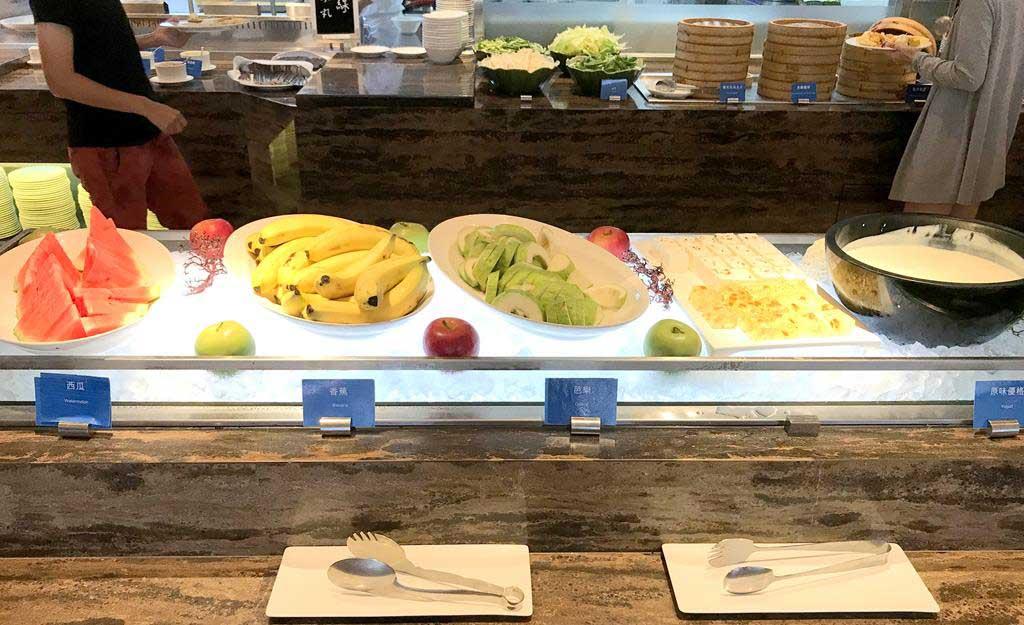 Breakfast-of-Discovery-hotel-Penghu