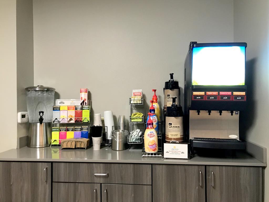 breakfast of La Quinta by Wyndham Fairbanks Airport