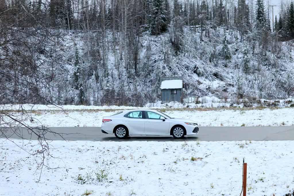 阿拉斯加開車上路注意事項