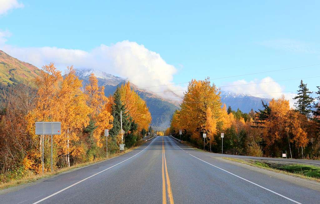 Car rental in Alaska