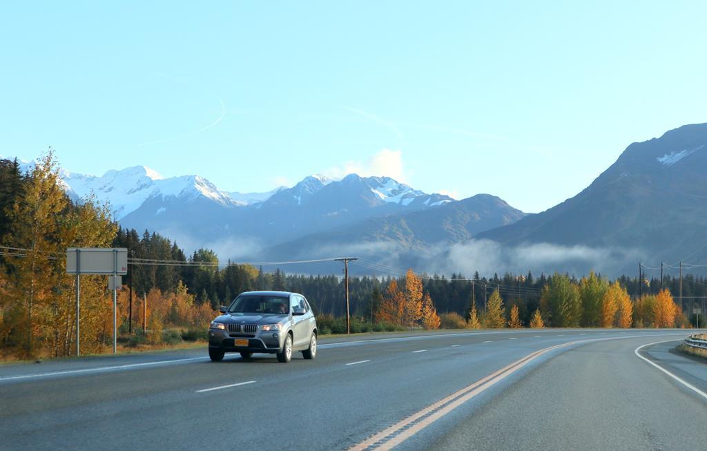 Car rental in Alaska