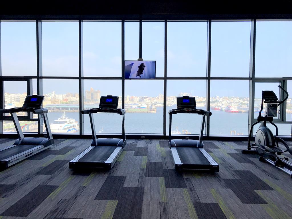 Gym of Discovery hotel Penghu