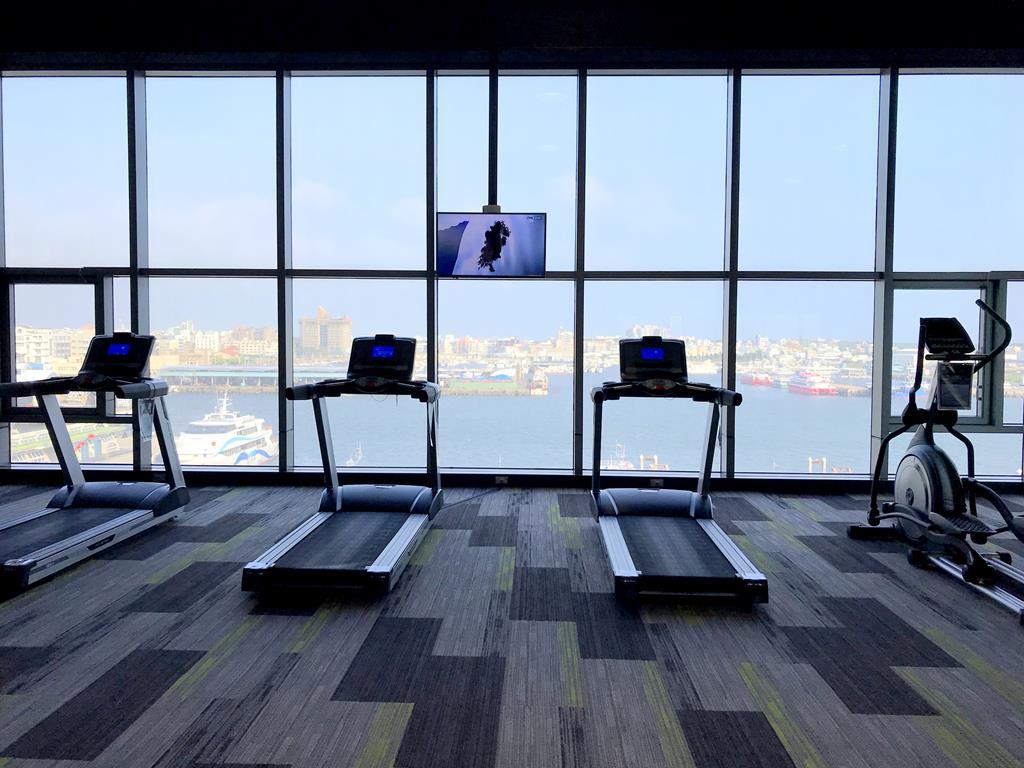 Gym of Discovery hotel Penghu