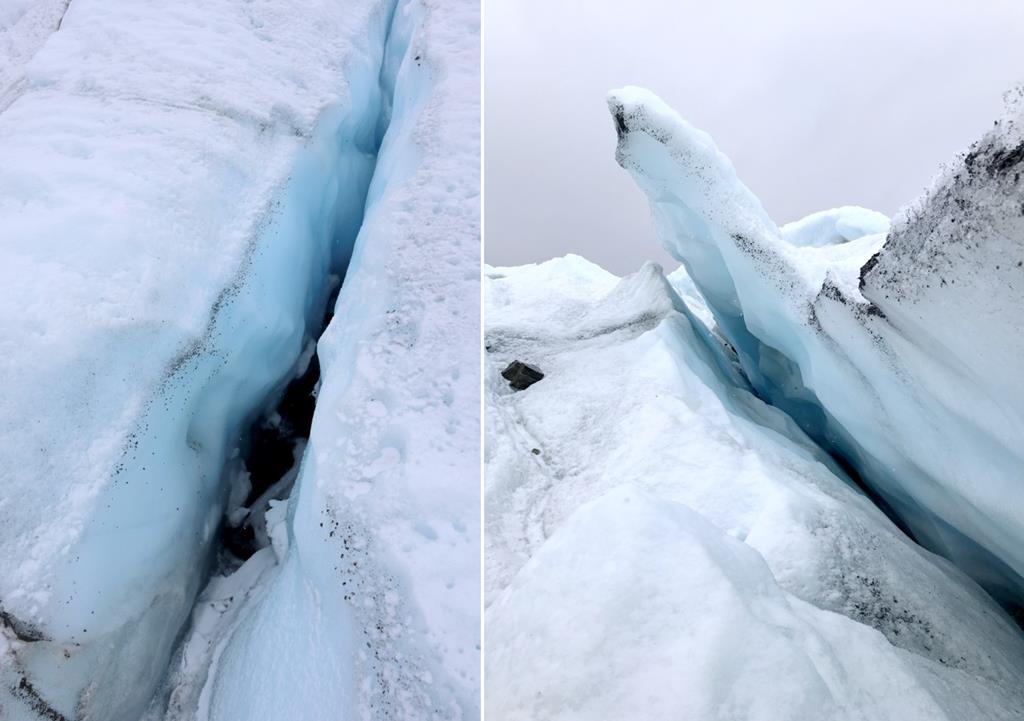 Matanuska Glacier season