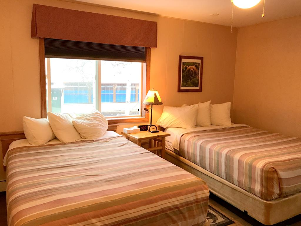 Room of Chena Hot Springs Resort