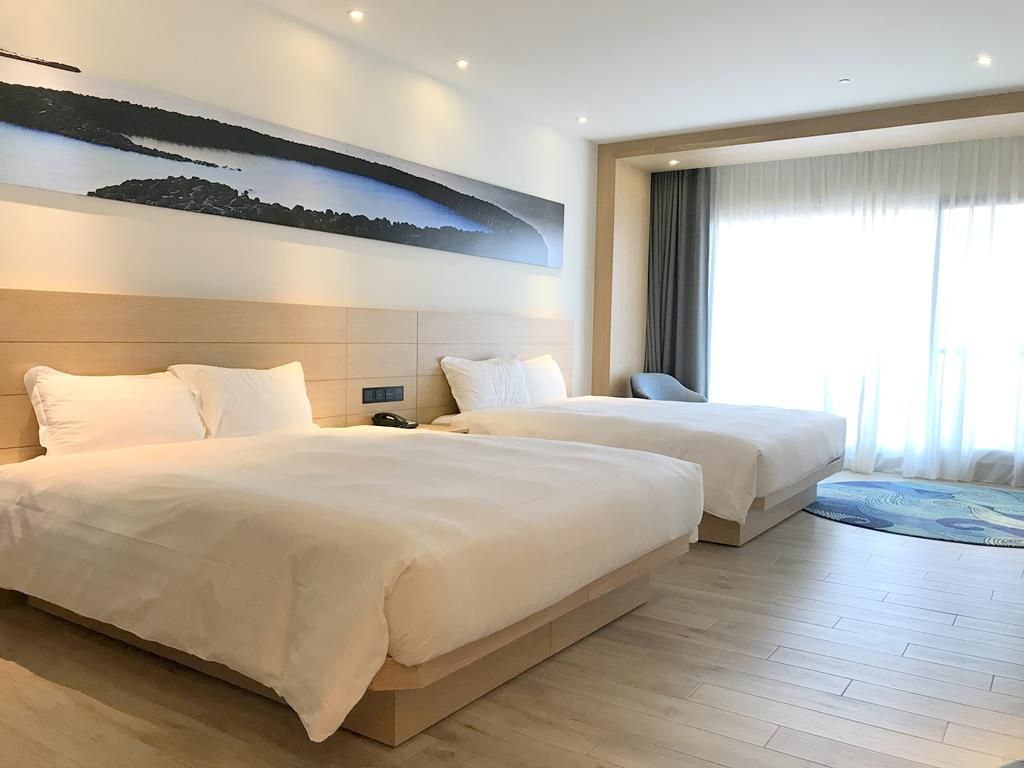 Room of Discovery hotel Penghu