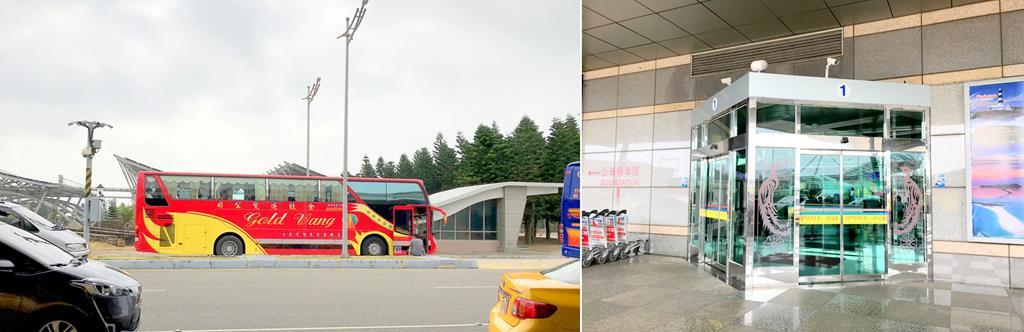 Shuttle of Discovery hotel Penghu