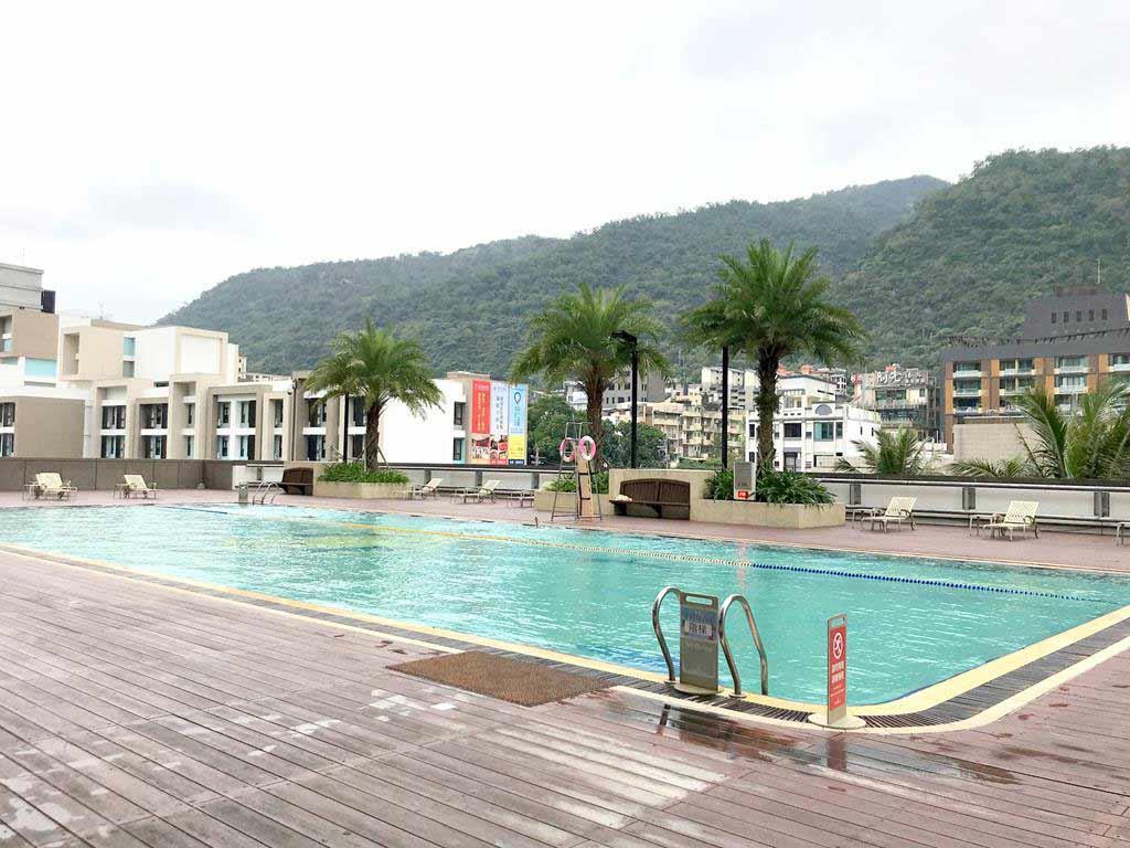 spa-facility evergreen jiaosi hotel