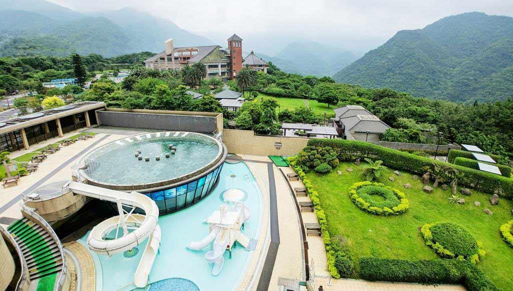 陽明山天籟渡假酒店