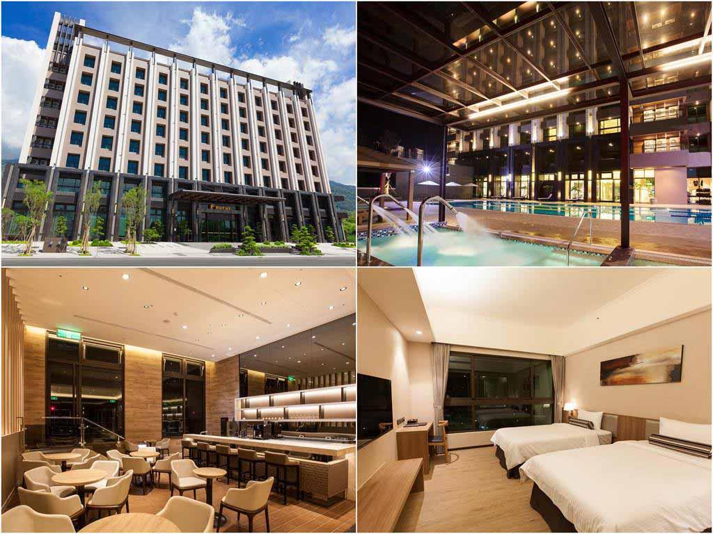 F-Hotel知本館