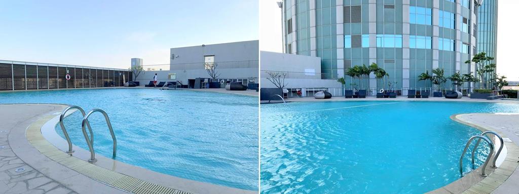 swimming-pool-of-Shangri-La's-Far-Eastern-Plaza-Hotel-Tainan