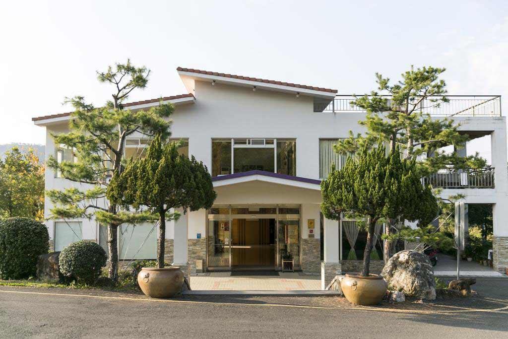 台南關子嶺林桂園石泉會館