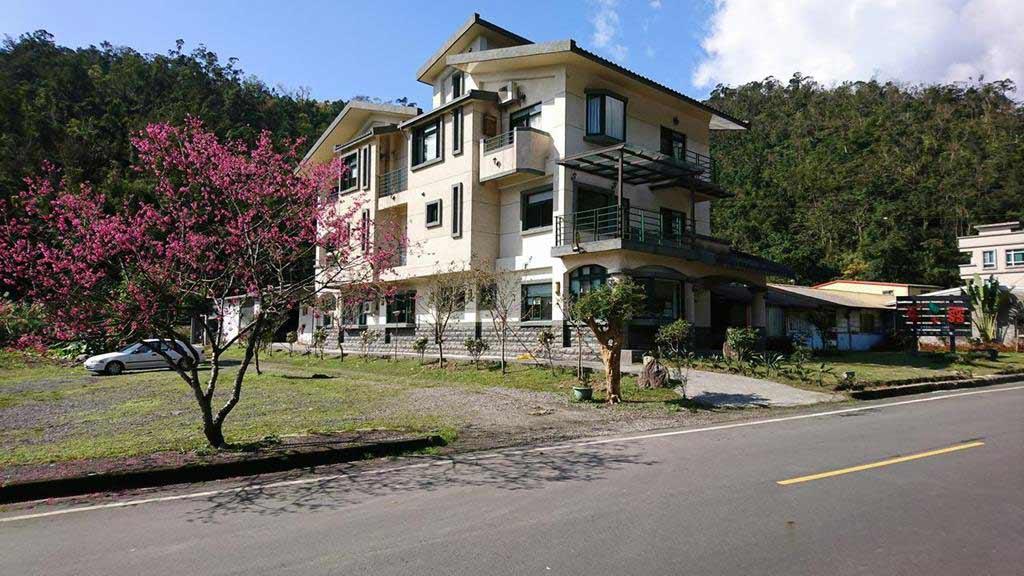 茶米露景觀渡假別墅