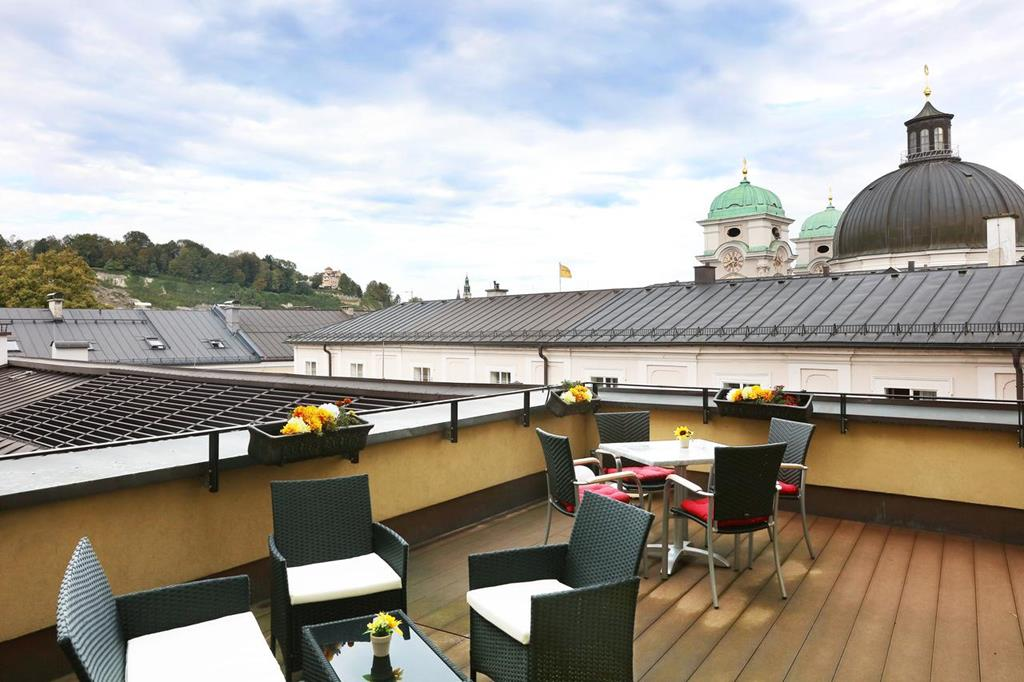 薩爾茨堡蓋布勒布勞高級品質星辰酒店