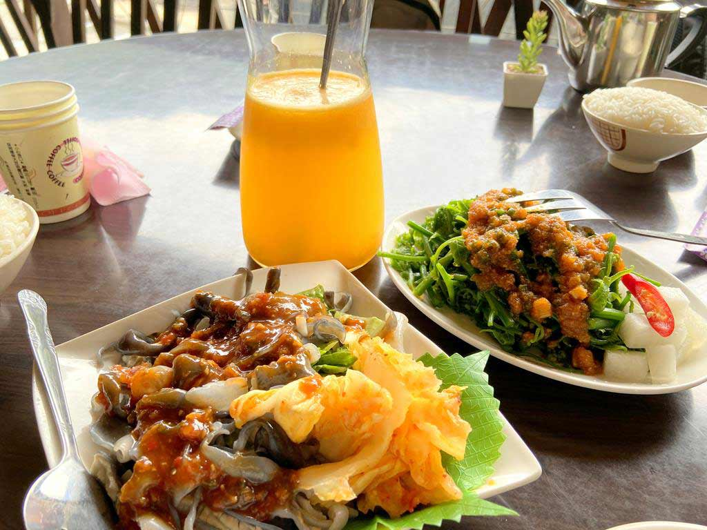 魚之鄉谷關-鱘龍魚料理餐廳