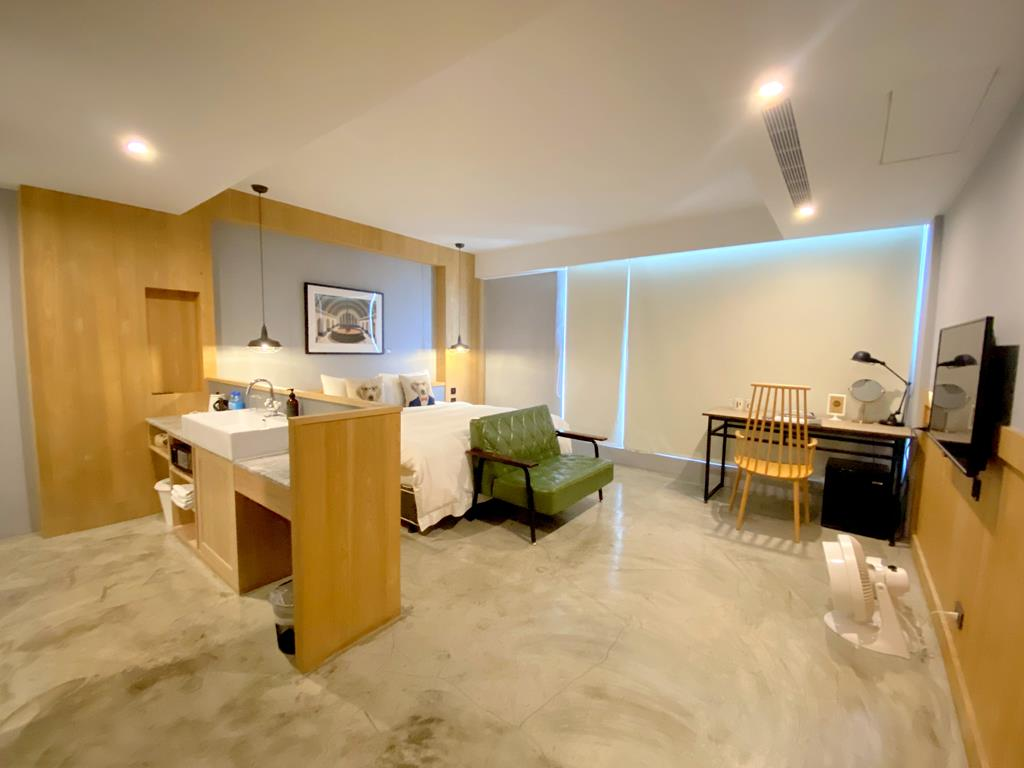 Room of PAPO'A HOTEL