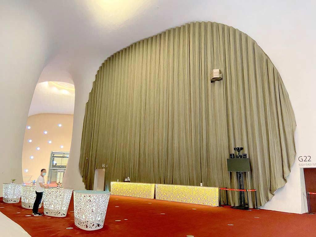 台中國家歌劇院 布殼鳥的家