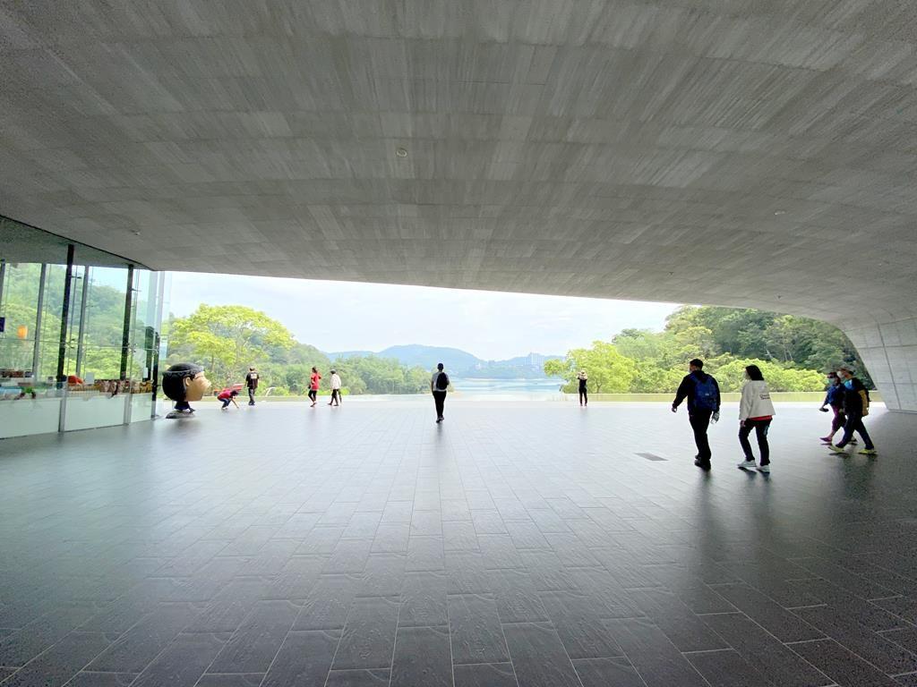 向山遊客中心