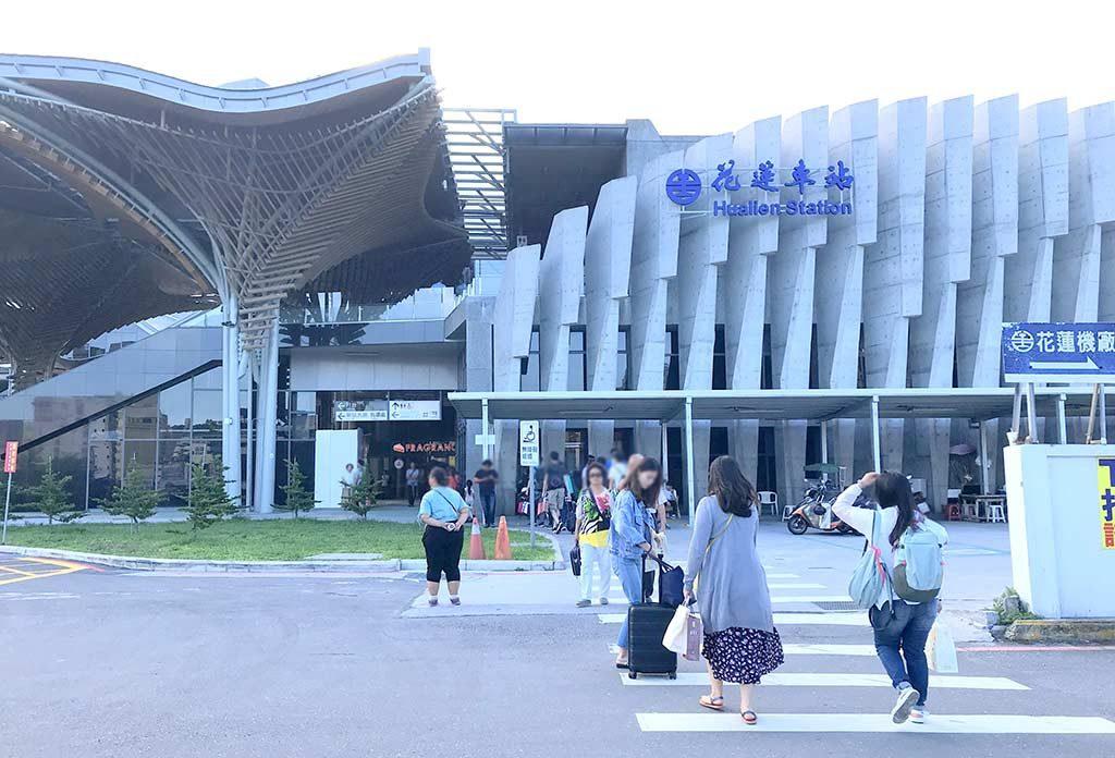 花蓮-車站