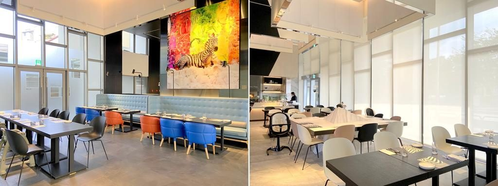 Restaurant of The Place Taichung