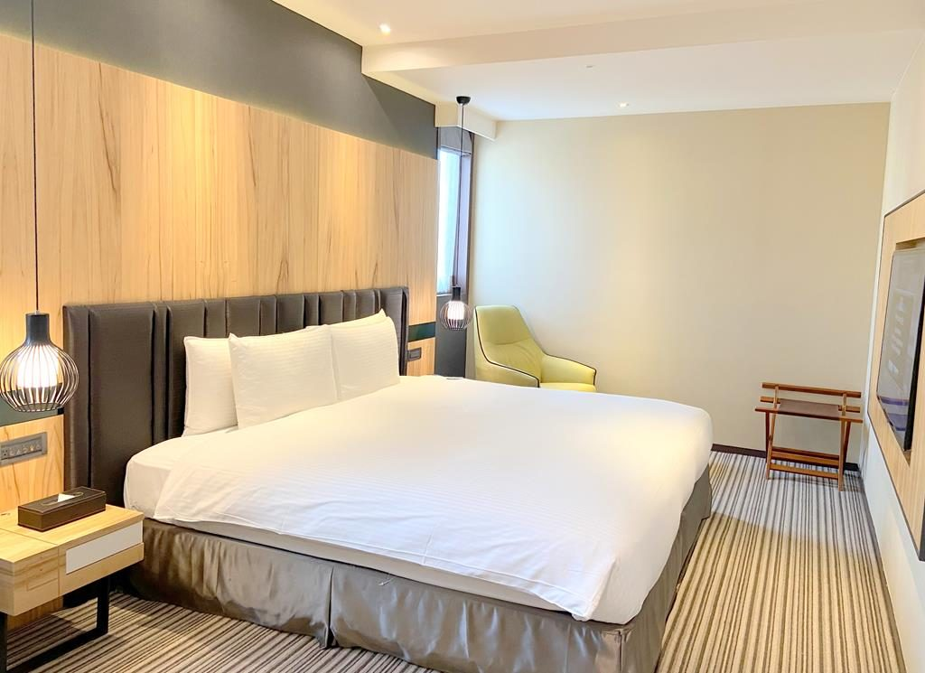 Room of la vida hotel