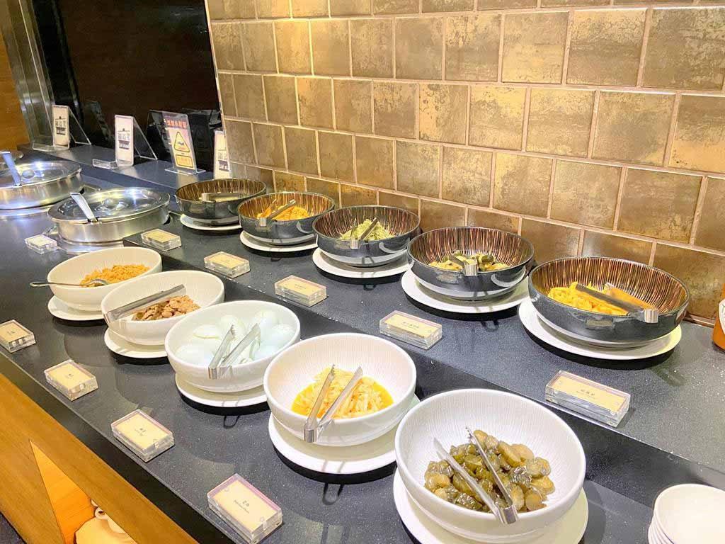 breakfast of la vida hotel