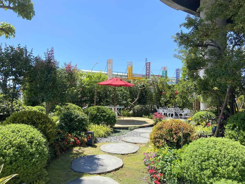 Garden-of-HOTEL-CHAM-CHAM-Taitung