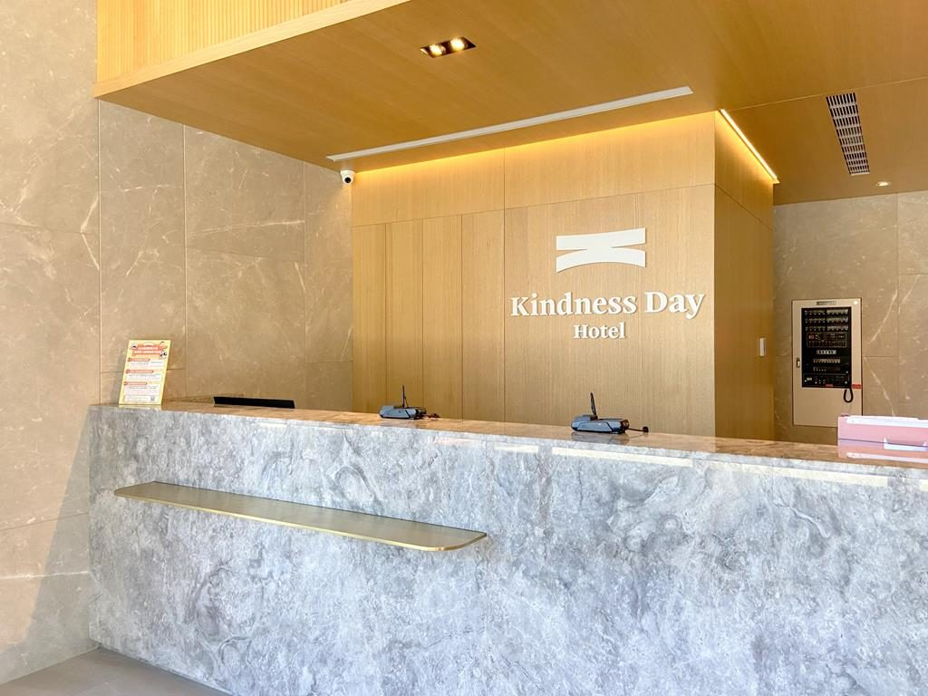 Lobby of Kindness-Day-hotel