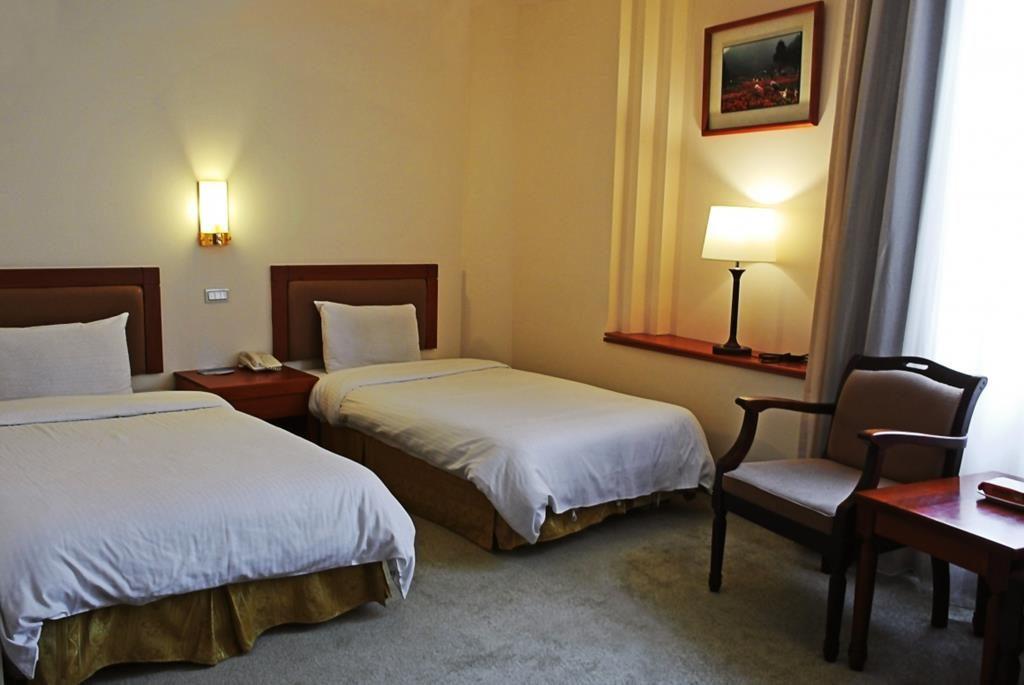 杉林溪大飯店
