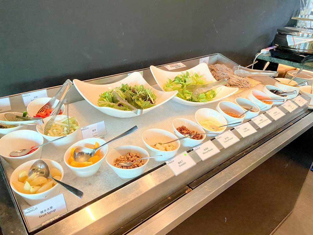 Breakfast-of-hotel-indigo-hsinchu