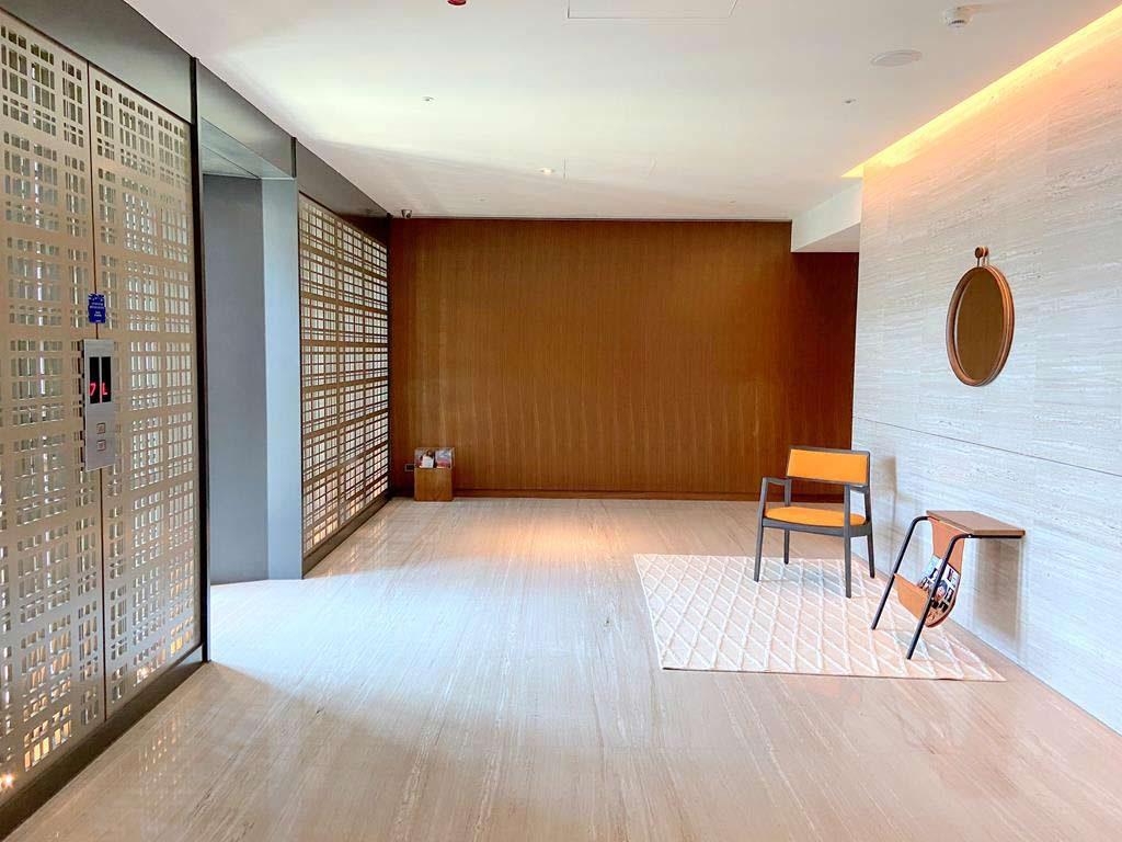 Room-of-hotel-indigo-hsinchu