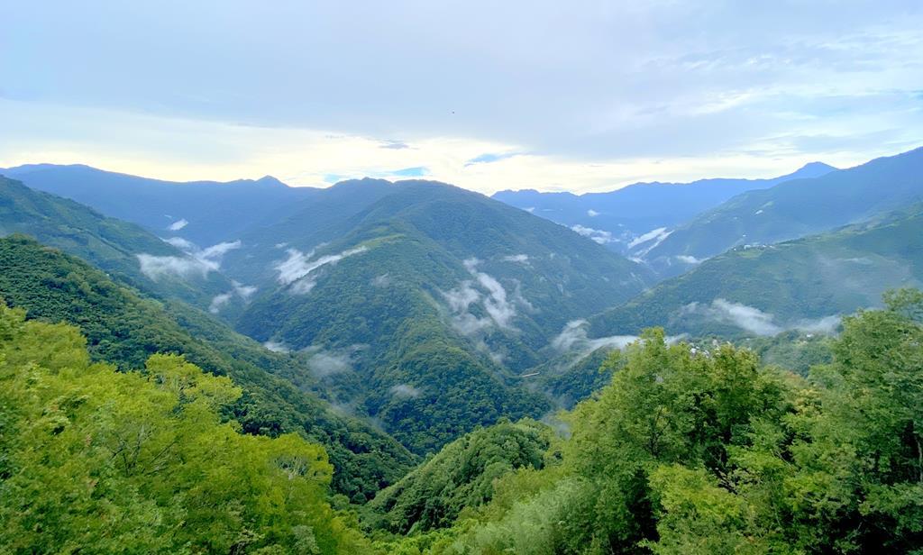 上巴陵觀景臺