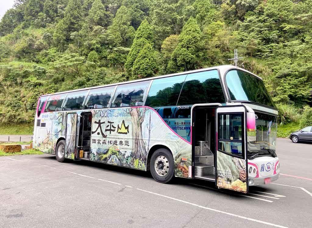 太平山-交通